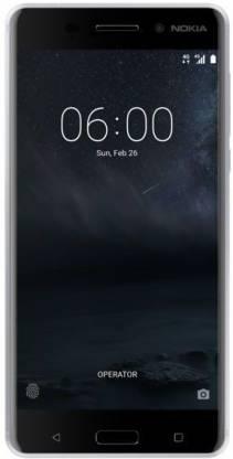 Nokia 6 (Silver, 32 GB)