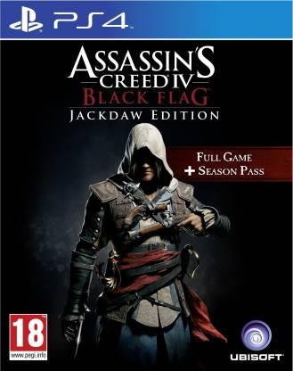 Assassin's Creed IV: Black Flag (Jackdaw Edition)