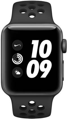 APPLE Watch Nike+ 38 mm Space Grey Aluminum Case with Anthracite / Black Nike Sport Band