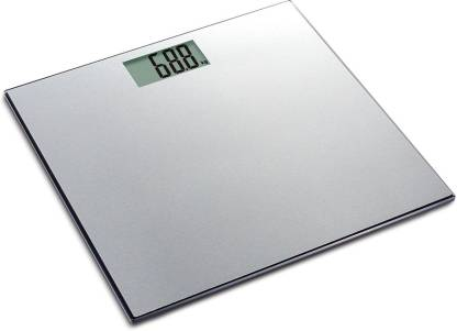 GVC Stainless Steel Digital Body Weight Bathroom Weighing Scale