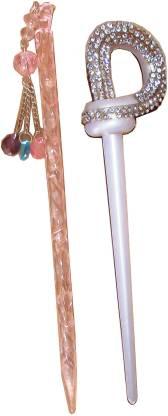 Sanskruti combo of juda sticks Bun Stick