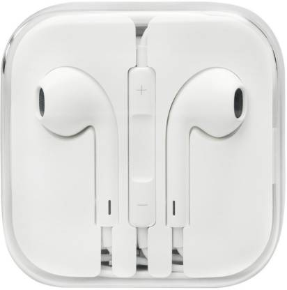 For 262/-(63% Off) Parbati enterprise High Quality Earphone Wired Headset with Mic (White, In the Ear) at Flipkart