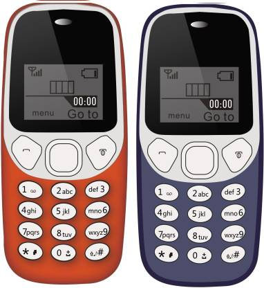 I Kall K71 Combo of Two Mobile
