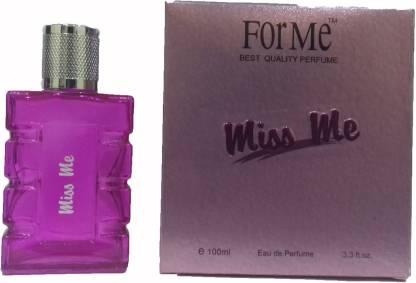 Forme MISS ME FOR WOMEN 100ML PERFUME Eau de Parfum  -  100 ml