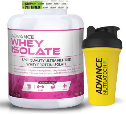 ADVANCE NUTRATECH ADVANCE NUTRATECH Whey Protein