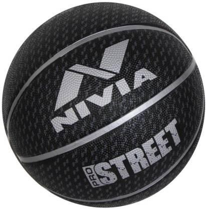 NIVIA Pro Street Basketball - Size: 7