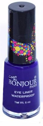 BONJOUR PARIS Waterproof Eye Liner 6 ml