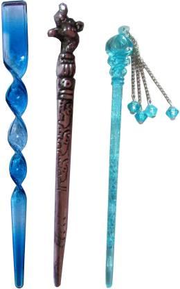 Aanar combo of juda sticks Bun Stick