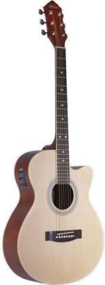 Hertz HZA-4000 EQ (NA) Semi-acoustic Guitar Linden Wood Rosewood