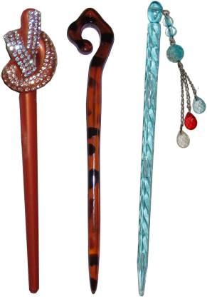 ELV 7-in-1 combo of juda sticks Bun Stick