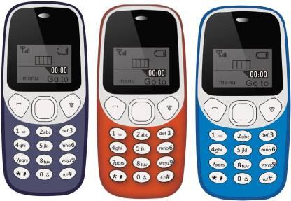 I Kall K71 Pack of Three Mobile