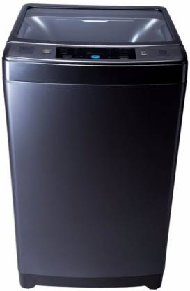 Haier 7.8 kg Fully Automatic Top Load Grey