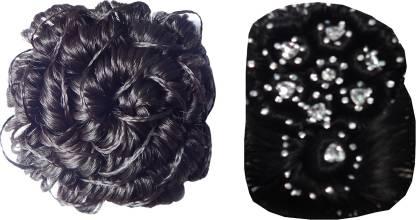 RZ World Hair juda choti-82 Hair Accessory Set