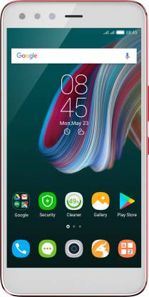Infinix Zero 5 (Bordeaux Red, 64 GB)