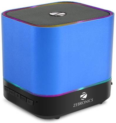 ZEBRONICS ZEB - DICE 3 W Bluetooth Speaker
