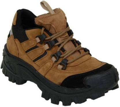 Deals4you Men's Trekking & Hiking Outdoor Shoes Boots For Men