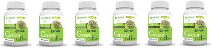 Be Natural Green coffee bean extract 50% GCA 800 mg 360 capsules-pure and natural fat burner,maximum results,zero side effect. 360 Capsules