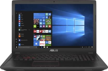 ASUS FX553 Core i7 7th Gen - (8 GB/1 TB HDD/Windows 10 Home/4 GB Graphics/NVIDIA GeForce GTX 1050) FX553VD-DM013T Gaming Laptop