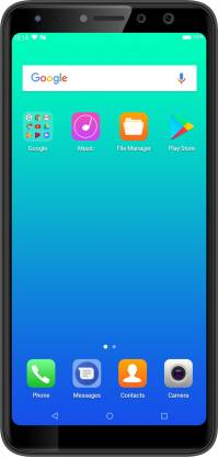 Micromax Canvas Infinity Pro  Black, 64  GB