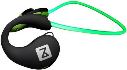 Zakk Firefly Sport Stereo Bluetooth LED Light Cable Smart Headphones