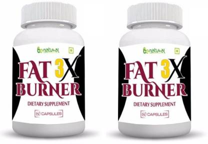 Be Natural Be Natural Thermo Fat Burner For Weight Loss And Energy Booster 120 Capsules
