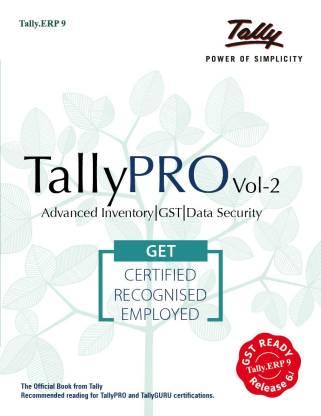 Tally PRO Vol-2