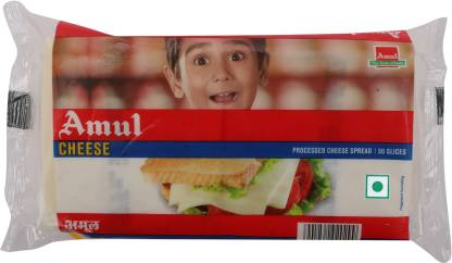 Amul Processed cheese Slices