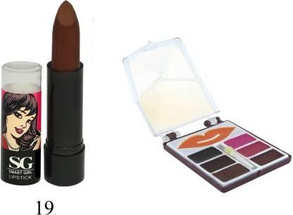 Amura Smart Girl LipStick and Wedding Kit Combo