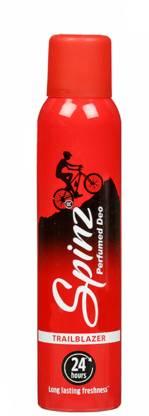 Spinz Trailblazer Deodorant Body Spray Deodorant Spray  -  For Women