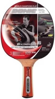 DONIC Waldner 600 Black Table Tennis Racquet