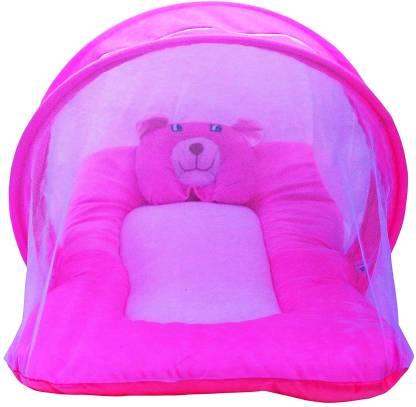 Nagar International baby mattress pink mt-20 Polyester Bedding Set