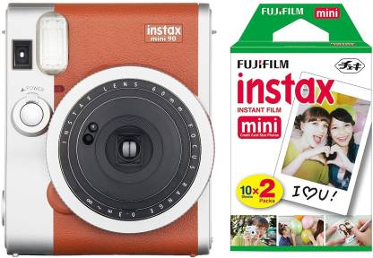 FUJIFILM Instant Camera Mini 90 Neo Classic Instant Camera