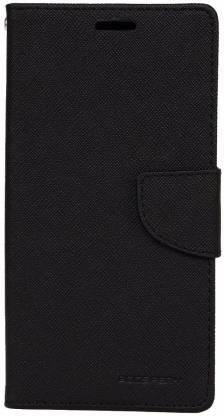 Avzax Flip Cover for Karbonn Titanium S109