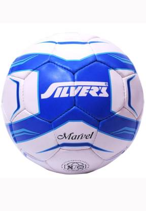 Silver's Marvel Football - Size: 5