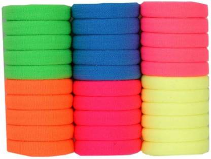 pixelfox Charming Attractive Colorful Rubber Band