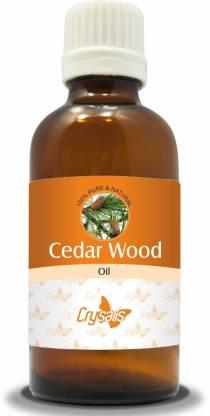 Crysalis CEDAR WOOD OIL