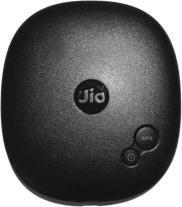 Jio JIOFI 4 WIFI HOTSPOT Data Card Black  Jio Laptop Accessories