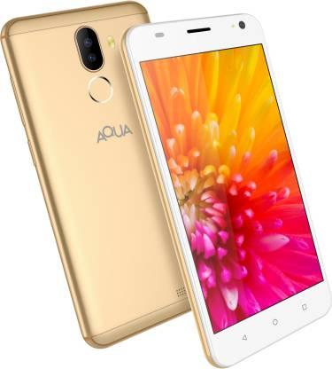 Aqua JAZZ (Gold, 16 GB)