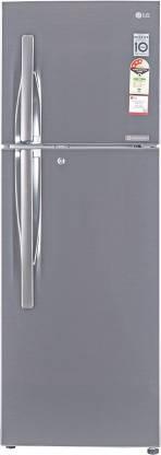 LG 255 L Frost Free Double Door 3 Star Refrigerator