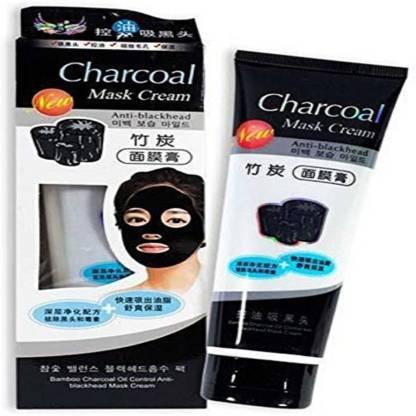 aryashri charcoal face masque