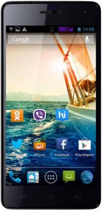 Micromax Canvas HD (Aqua Blue, 16 GB)
