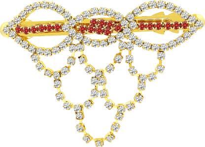 MJ Fashion Jewellery Eye-catching Hair Clip