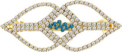 MJ Fashion Jewellery Smoky Hair Clip