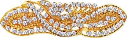 MJ Fashion Jewellery Classic Hair Clip