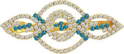 MJ Fashion Jewellery Smooth Hair Clip