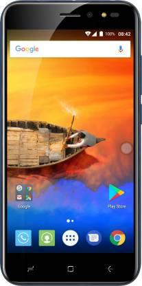 iVoomi Me3 (Teal Blue, 16 GB)