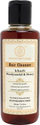 KHADI NATURAL Woody Sandal & Honey