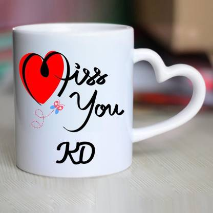 You heart miss Missing You