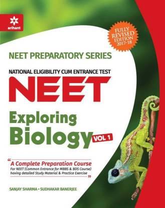 Exploring Biology Vol.-1 For NEET (English, Paperback, Sanjay Sharma, Sudhakar Banerjee)
