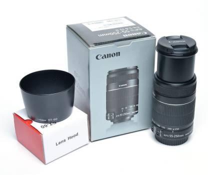 Canon 55-250 IS II LENS  Lens